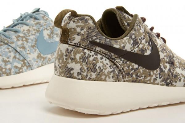Nike Women's Roshe Run Premium Camo Pack - New Images