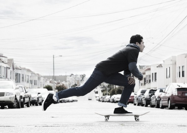 Nike x Levi's 511 Skateboarding Collection