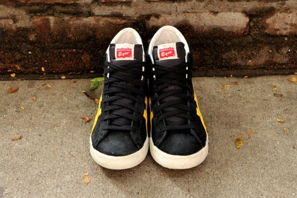 Onitsuka Tiger Fabre 'Black/Yellow'
