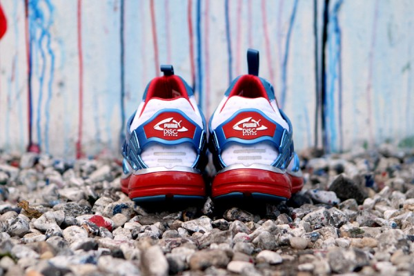 PUMA Disc Blaze LTWT Sporty 'Blue/Red'