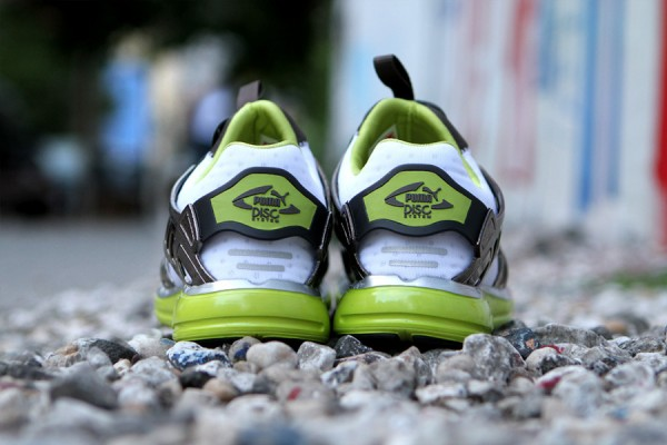 PUMA Disc Blaze LTWT Sporty 'Smoke/Lime'