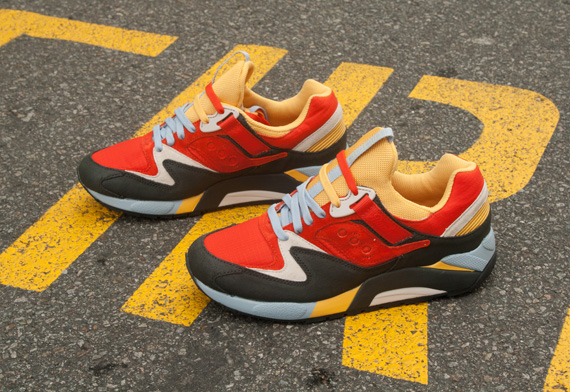 Packer Shoes x Saucony Grid 9000 Tech Pack - Release Date + Info