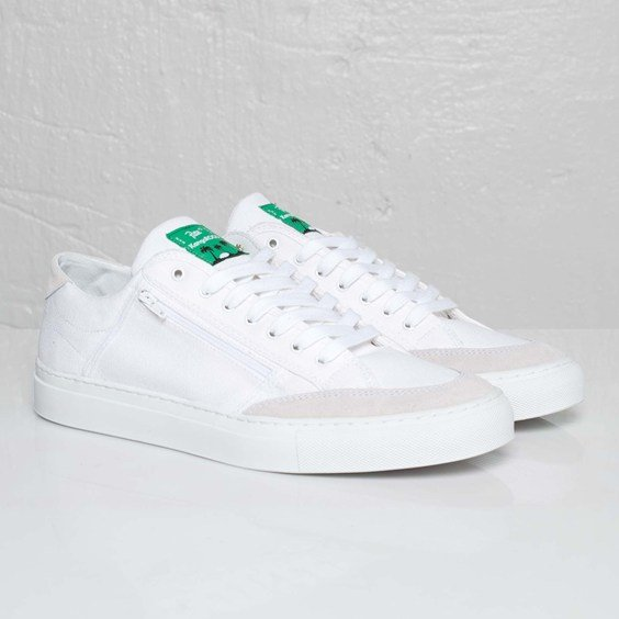 Patta x KangaROOS Tennis Oxford 'White'