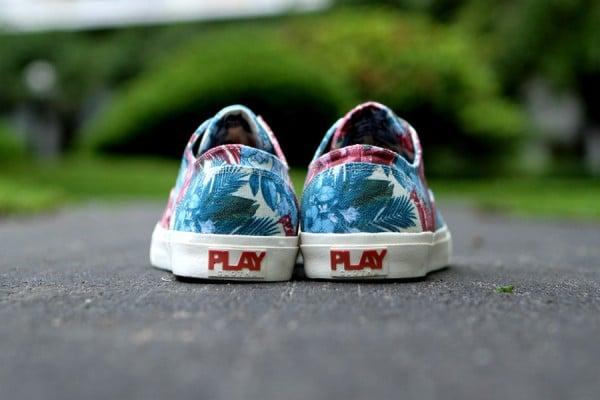Play Cloths x PRO-Keds Royal CVO 'Aloha'