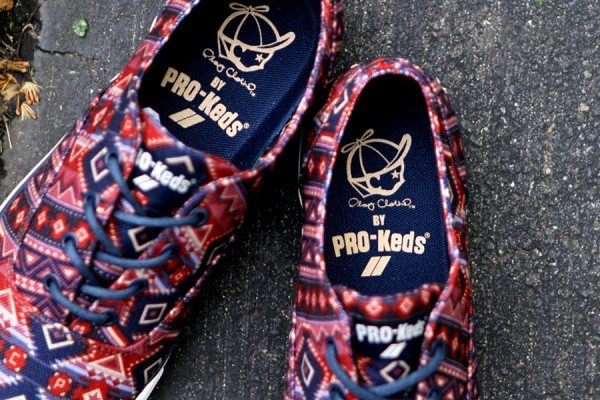 Play Cloths x PRO-Keds Royal CVO 'Navajo'