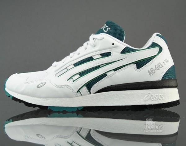 Release Reminder: ASICS A6-Gel X-Tra 'Dark Green/White'