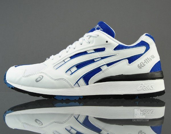 Release Reminder: ASICS Gel-111 X-Tra 'Blue/White'