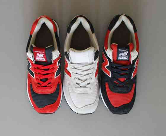 Release Reminder: New Balance 574 Fourth of July Pack
