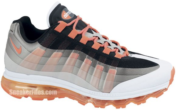 Release Reminder: Nike Air Max 95+ BB 'Black/Bright Crimson-Dark Grey-Wolf Grey'