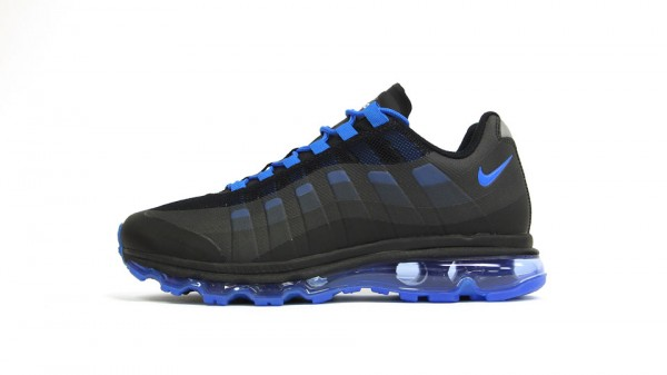 Release Reminder: Nike Air Max 95+ BB 'Black/Soar-Anthracite'