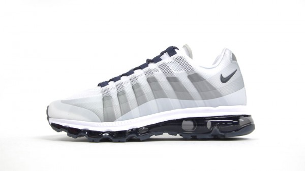 Release Reminder: Nike Air Max 95+ BB 'White/Dark Grey-Neutral Grey-Anthracite'