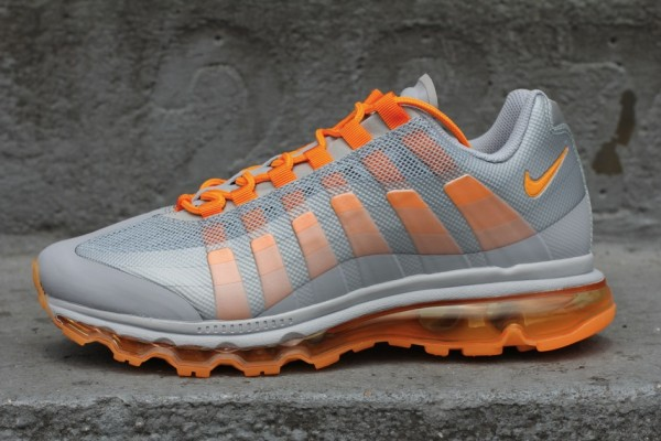 Release Reminder: Nike Air Max 95+ BB 'Wolf Grey/Vivid Orange-Neutral Grey'