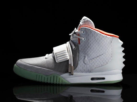 Release Reminder: Nike Air Yeezy 2 'Wolf Grey/Pure Platinum'