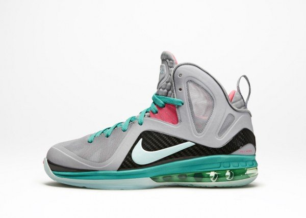 Release Reminder: Nike LeBron 9 P.S. Elite 'South Beach'