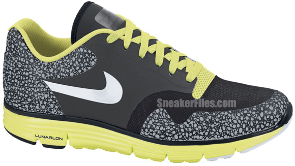 Release Reminder: Nike Lunar Safari Fuse+ 'Anthracite/White-Volt-Black'