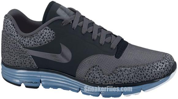 Release Reminder: Nike Lunar Safari Fuse+ 'Black/Anthracite-Dark Grey-Dynamic Blue'