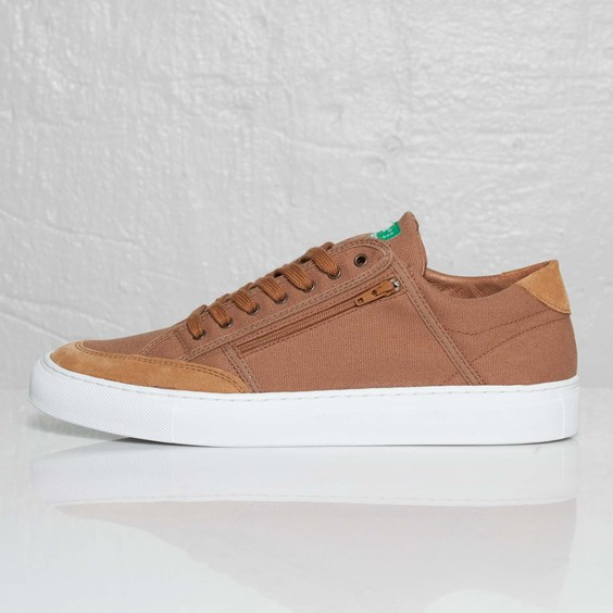 Release Reminder: Patta x KangaROOS Tennis Oxford 'Brown'
