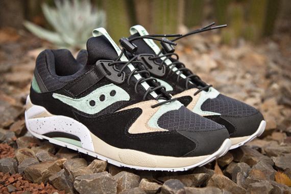 ... Release Reminder Sneaker Freaker x Saucony Grid 9000 Bushwhacker ... f40458e9fd