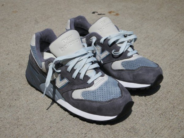 New Balance 999 Blue Steel SZKFdVUp0