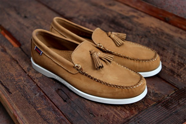 Ronnie Fieg x Sebago Thompson 'Tan'