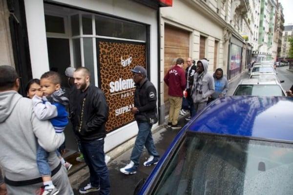 Solemart 2012, Paris and La MJC x Supra Owen 'All Gone' Release Recap
