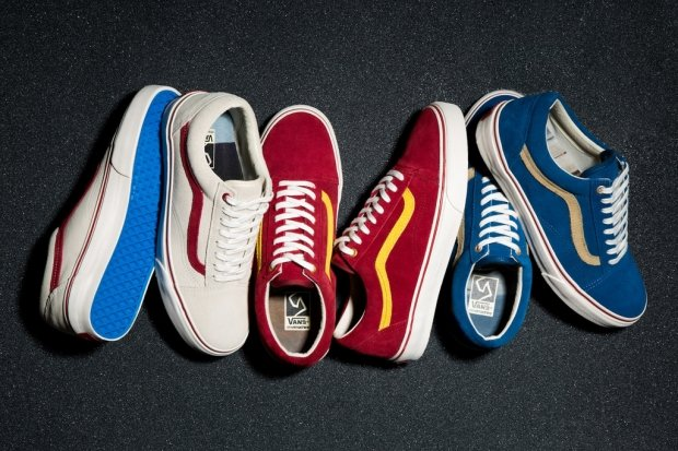 Streetmachine x Vans Syndicate Old Skool