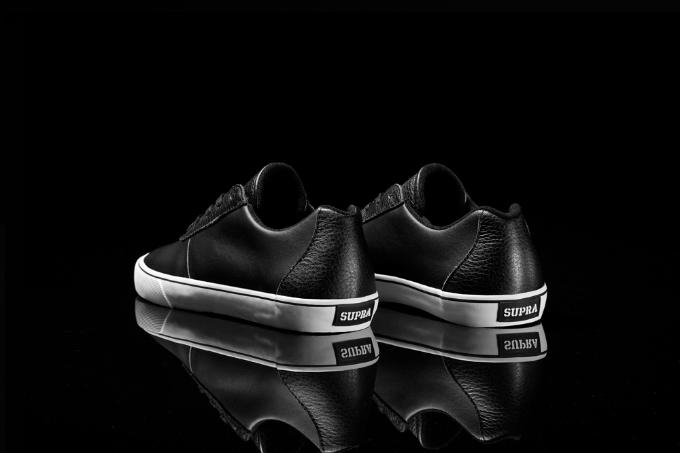 Supra Cuttler Low 'Two' Black