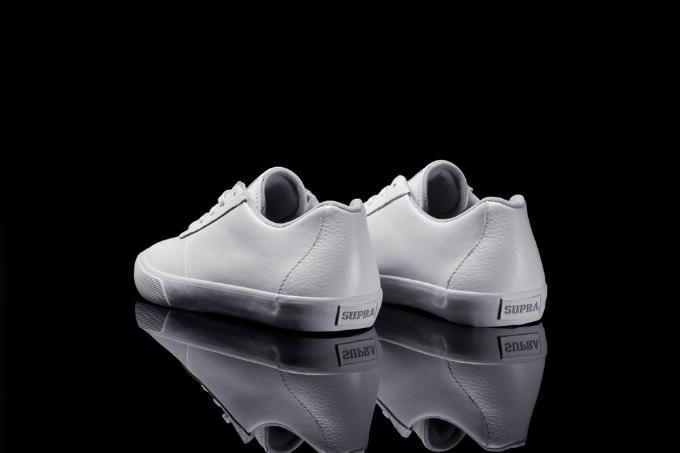 Supra Cuttler Low 'Two' White