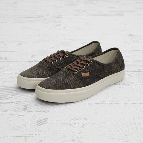 Vans CA Authentic Stained 'Olive'