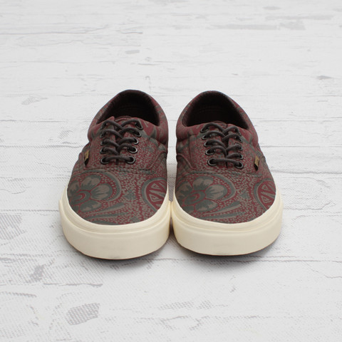 Vans CA Era Washed Paisley 'Better Chocolate'