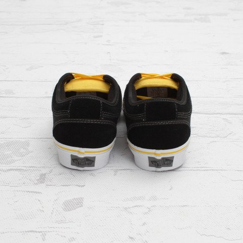 Vans Chukka Low 'Black/Yellow'