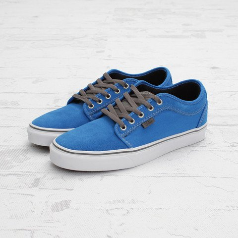 Vans Chukka Low 'Bright Blue/Pewter'