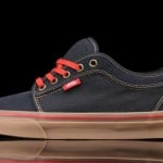 Vans Chukka Low 'Navy'