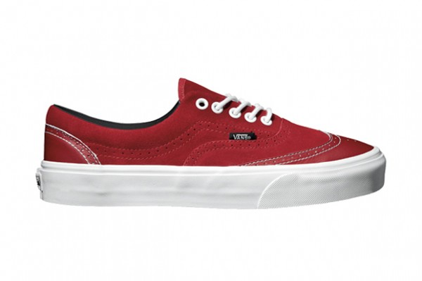 Vans Era Wingtip - Fall 2012
