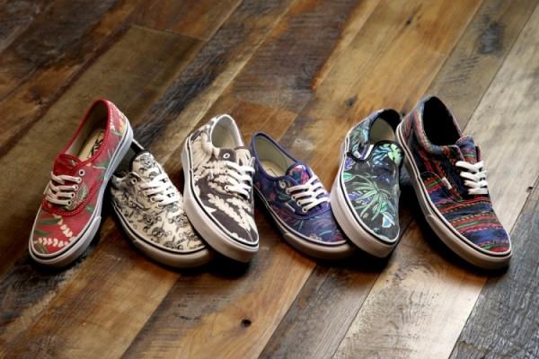 Vans Summer 2012 Van Doren Collection at The General