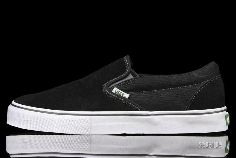 Vans Slip-On Pro 'Black'