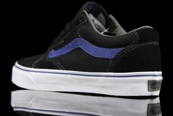 Vans TNT 5 'Black/Indigo'