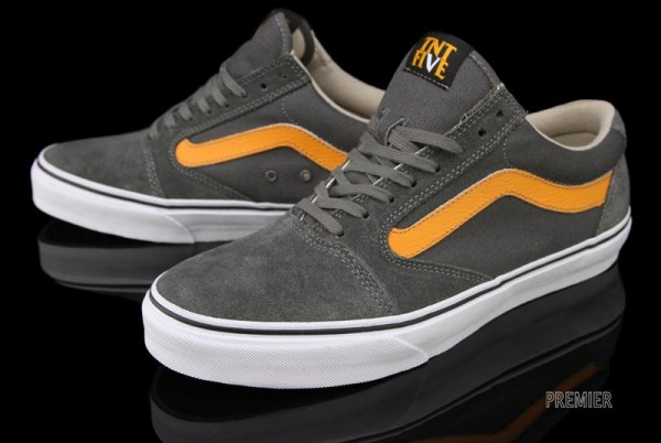 Vans TNT 5 'Charcoal/Orange'