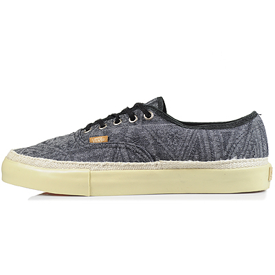 Vans Vault Authentic LX 'Tiki' Black