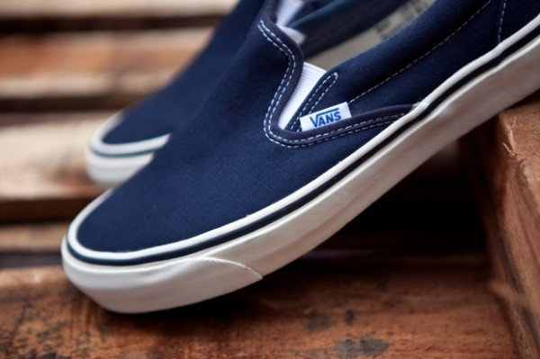 Vans Vault Classic Slip-On LX OG Pack - Another Look
