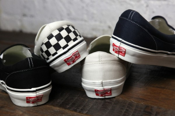 Vans Vault Classic Slip-On LX OG Pack - Now Available