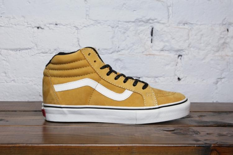 Vans Vault Sk8-Hi Notchback LX  Inca Gold   6cba4f2e1c