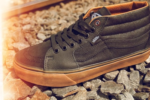Vans x The Shadow Conspiracy 10th Anniversary Collection