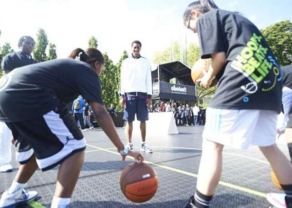 World Basketball Festival Comes to London