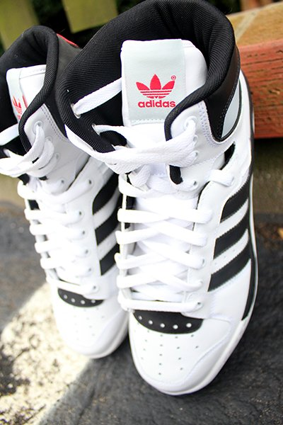 adidas Conductor Hi 'Black/White' at Social Status