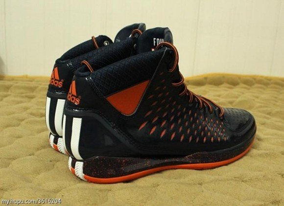 adidas Rose 3.0 'Chicago Bears'