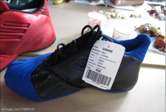 adidas T-Mac 1 'Orlando' 2012 Retro