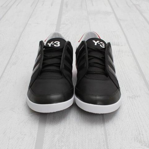 adidas Y-3 Honja Low 'Black/Red/Running White'
