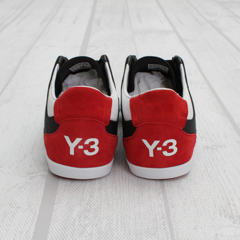 adidas Y-3 Honja Low 'Black/Red/Running White'