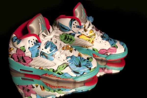 air-jordan-5-floral-custom-by-el-cappy-2
